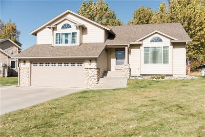 Billings Single Family Home For Sale: 1106 Cherry Hills Dr