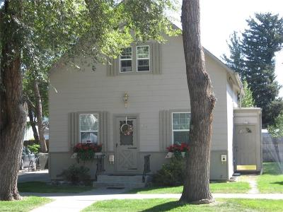 Billings MT Multi Family Home For Sale: $184,900