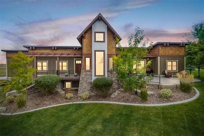 Billings MT Single Family Home For Sale: $479,900