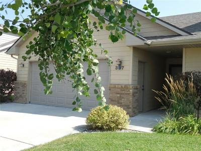 Billings Condo/Townhouse For Sale: 307 Stonegate Circle