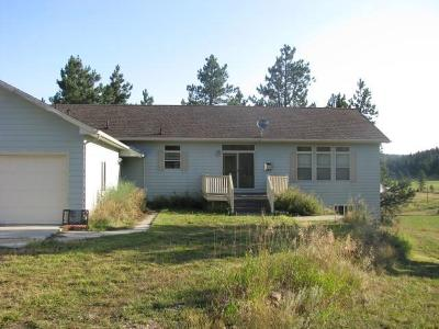 Single Family Home Contingency: 200 Hay Coulee Rd