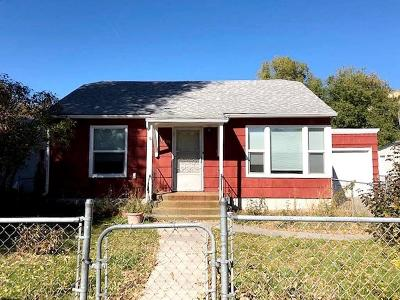 Billings Single Family Home For Sale: 1805 8th Avenue N