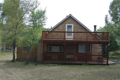 Single Family Home For Sale: 973 N Us Highway 287