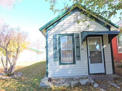 Billings Single Family Home For Sale: 211 S 33rd Street