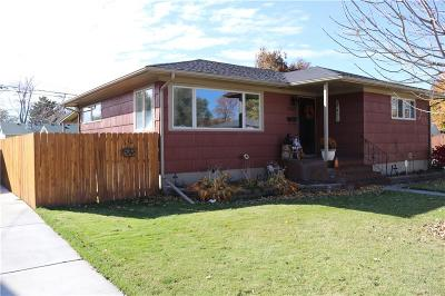 Billings MT Single Family Home For Sale: $205,000