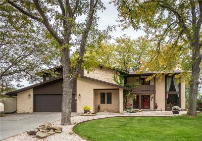 Billings Single Family Home For Sale: 2614 Country Lane