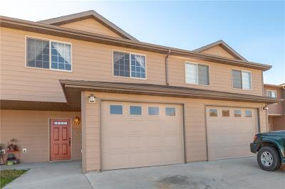 Billings Condo/Townhouse For Sale: 712 Pebble Beach Rd
