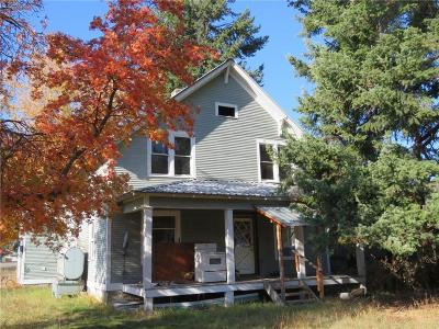 Single Family Home For Sale: 210 Mill Rd, Troy