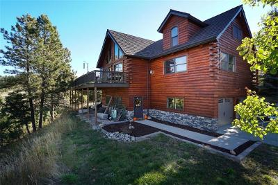 Billings Single Family Home Contingency: 4785 Box Canyon Springs Rd