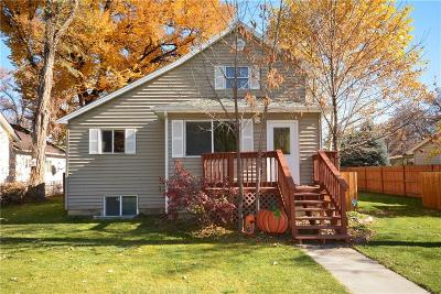 Park City Single Family Home For Sale: 308 1st Street SE