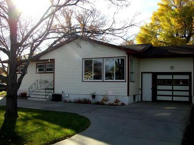 Billings MT Single Family Home For Sale: $195,000