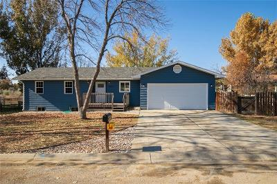 Billings MT Single Family Home For Sale: $255,000