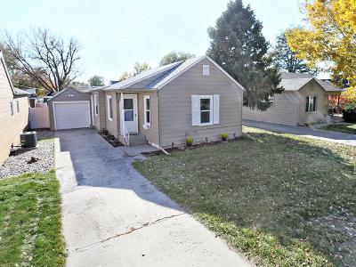 Single Family Home Contingency: 724 Avenue F