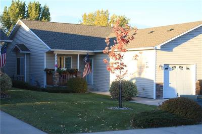 Billings Condo/Townhouse Contingency: 313 N Westchester Square
