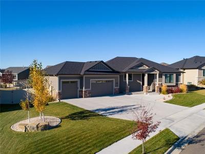 Billings Single Family Home For Sale: 3120 Harrier Lane