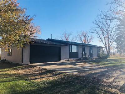 Single Family Home For Sale: 467 Illinois Ave, Big Sandy