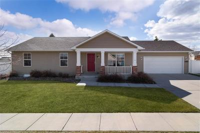 Billings MT Single Family Home For Sale: $284,000