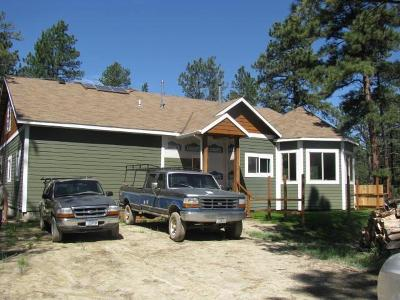 Roundup MT Single Family Home For Sale: $170,000