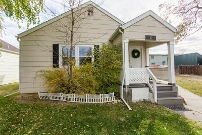 Billings Condo/Townhouse For Sale: 632 Saint Johns #5