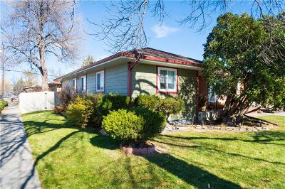 Single Family Home For Sale: 1245 Custer Avenue