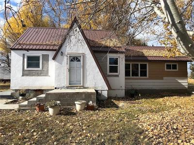 Single Family Home For Sale: 2140 N 9th Rd