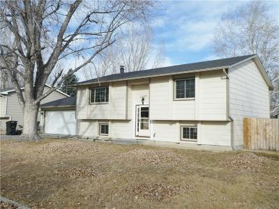 Yellowstone County Single Family Home For Sale: 1167 Patriot St.