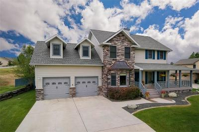 Single Family Home For Sale: 3174 Shotgun Trail