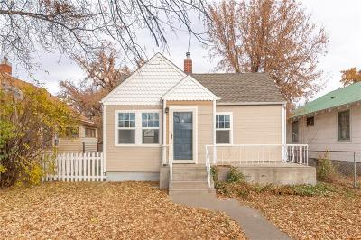 Yellowstone County Single Family Home For Sale: 235 Broadwater Avenue