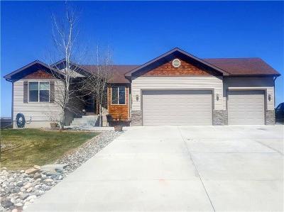 Billings Single Family Home For Sale: 7025 Lakeshore Drive