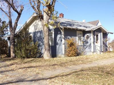 Single Family Home For Sale: 417 W 4th Street