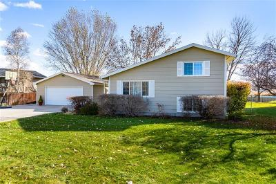 Yellowstone County Single Family Home Contingency: 1250 Bluebell Drive