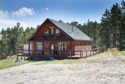 Single Family Home Contingency: 24 Bugling Elk Lane