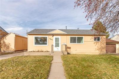 Single Family Home Contingency: 1427 Concord Dr