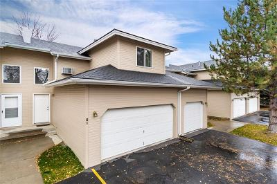 Billings Condo/Townhouse For Sale: 626 38th St W #31