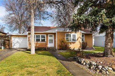 Single Family Home Contingency: 1327 Eldorado Drive