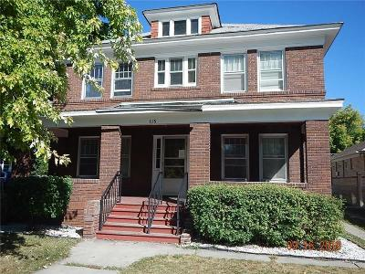 Multi Family Home Contingency: 115 Lewis Ave