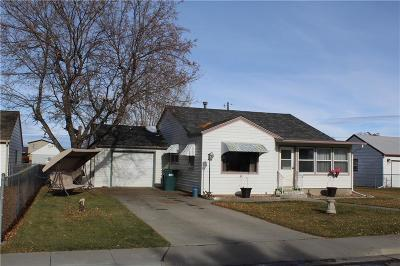 Single Family Home For Sale: 4639 Mitchell Avenue