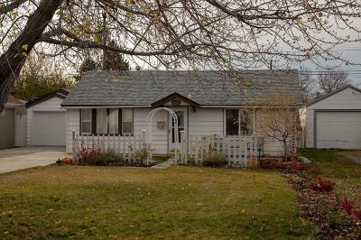 Billings Single Family Home Contingency: 928 Cook Avenue