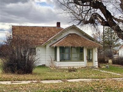 Single Family Home For Sale: 208 Bower Street, Denton