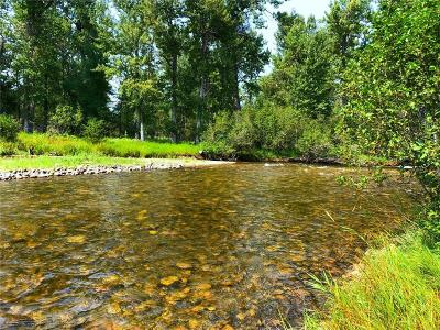 Absarokee Residential Lots & Land For Sale: 43 Acres Highway 78 East Rosebud River