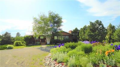 Billings Single Family Home For Sale: 4178 Hillcrest Road
