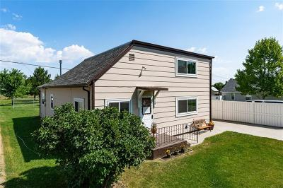 Yellowstone County Single Family Home For Sale: 719 Key City Drive