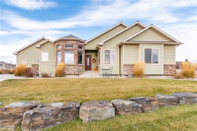 Billings Single Family Home For Sale: 6185 Masters Boulevard