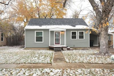 Billings Single Family Home Contingency: 29 Macarthur Avenue