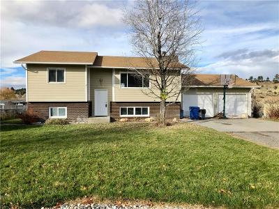 Yellowstone County Single Family Home For Sale: 1519 Sage Drive