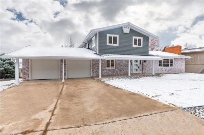 Billings Single Family Home For Sale: 3436 Timberline Drive