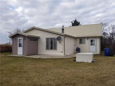 Single Family Home For Sale: 101 Fergus Ave