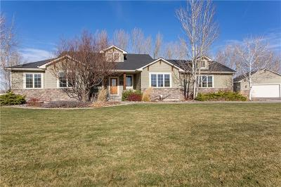 Billings Single Family Home Contingency: 5033 Woodvine Circle