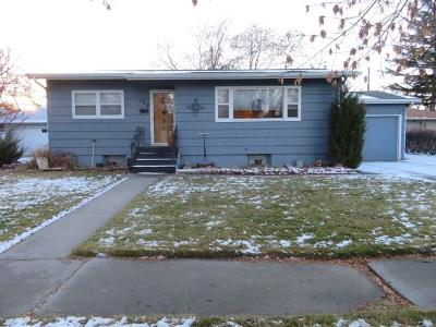 Billings Single Family Home For Sale: 132 Ardmore