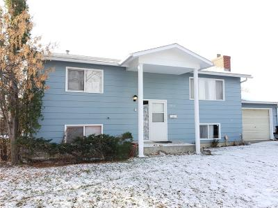Billings Single Family Home For Sale: 2010 Saint Johns